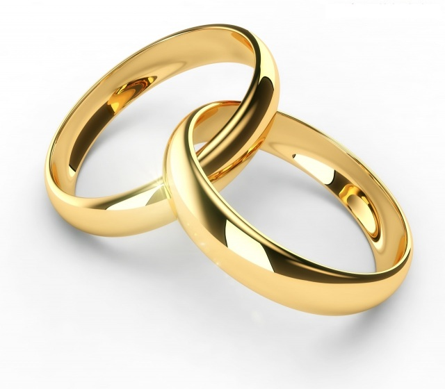 wedding rings with engagement rings-wfgS